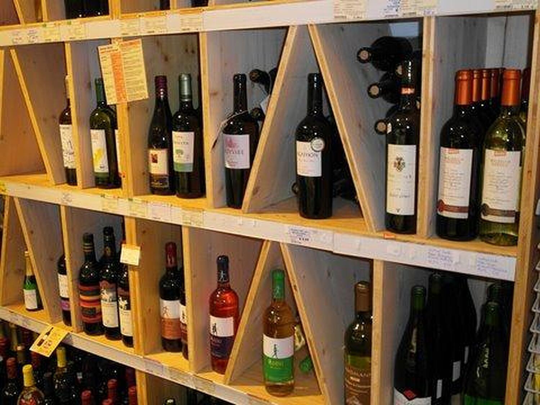Getränke & Wein bei Echt! Bio-Markt, Einkaufen in München